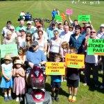Save Stoneham second walk