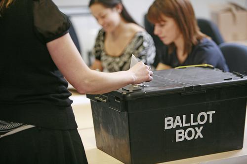 EC ballot