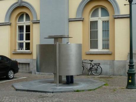 Pissoir Bruges