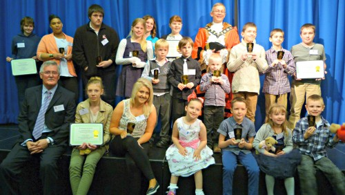 Young persons award