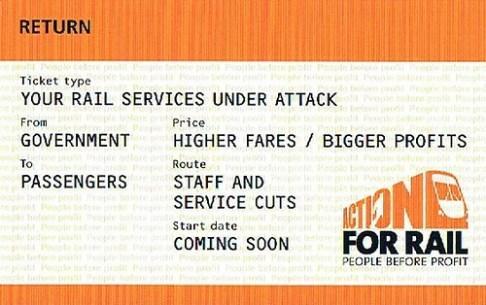 RMT ticket