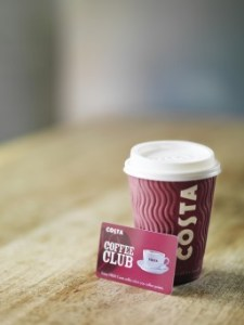 New Costa arrives at Woodside Ave..