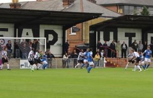 Maidenhead United 1-3 Eastleigh