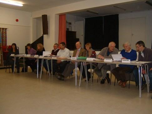 Fair Oak Planning & Highways Committee 2013