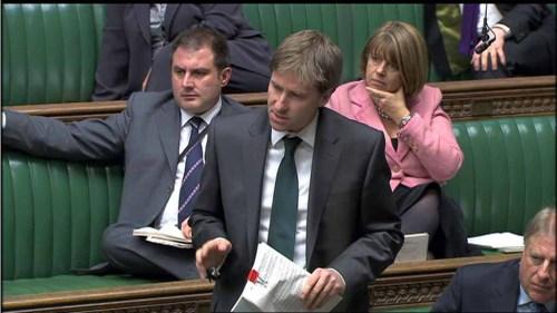 Steve Brine MP