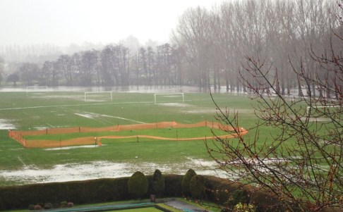 Flooding Fleming Park