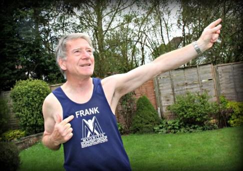 Bolt from the blue..Frank Littler Marathon Man