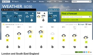 Cancellation a sensible decision, given the weather forecast