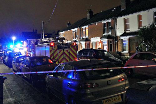 House Fire Eastleigh