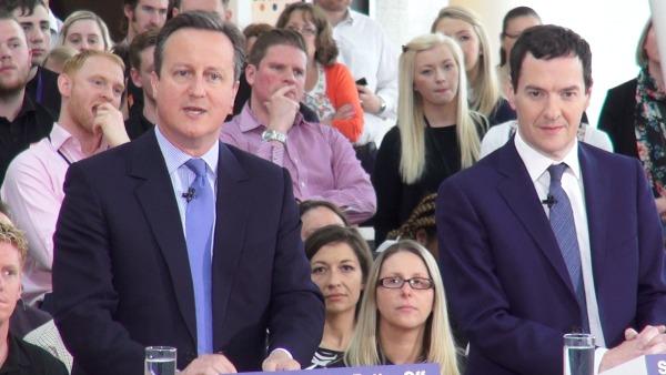 Cameron and Osbourne
