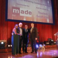 Eastleigh based tourism company wins top international award