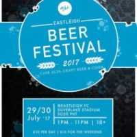 Eastleigh Beer Festival returns