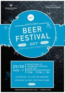Eastleigh Beer Festival