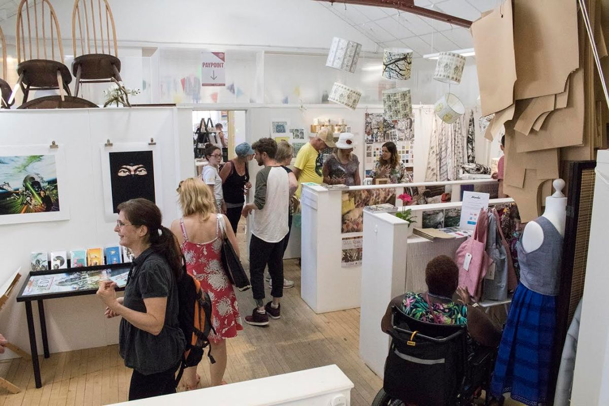 Summer Open Studios Success for Eastleigh Creative Hub