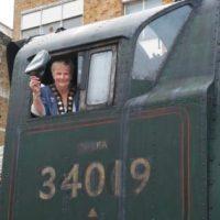 Eastleigh steam weekend proved a success