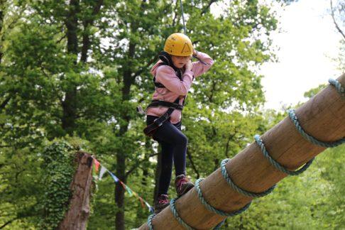 Bonnie Conrad 9 Eastleigh High Ropes