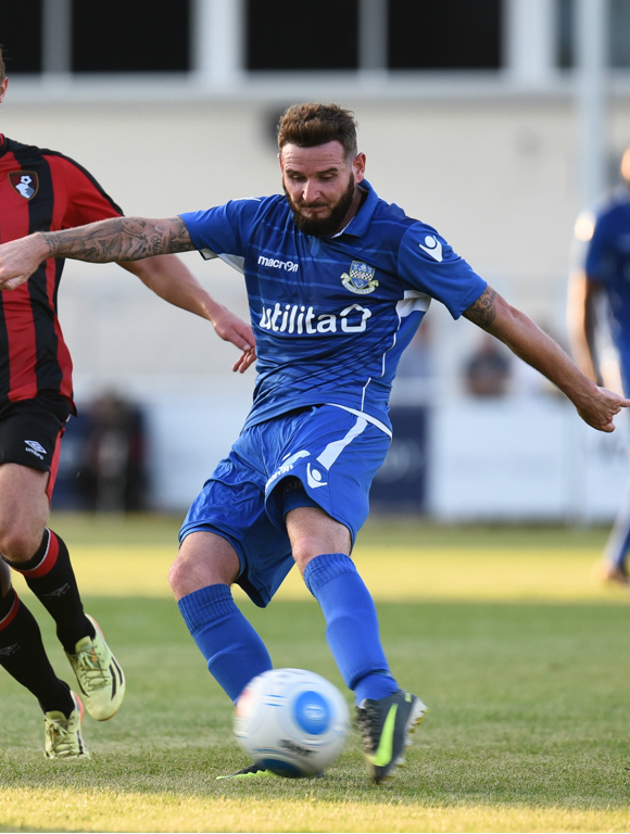 Eastleigh lose away to Chester