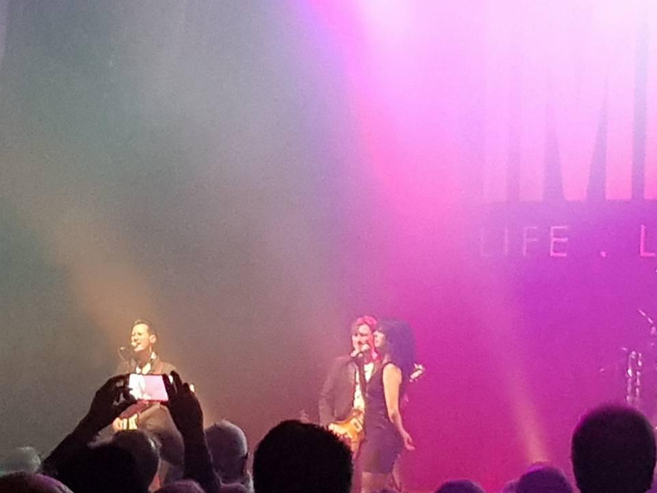Imelda May stuns Southampton's O2 Guildhall with fantastic performance