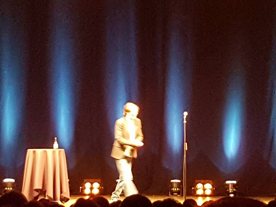 Live Review: Ed Byrne at Southampton's O2 Guildhall