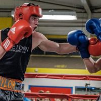 Barton Boxer Taylor Bevan is National Champ