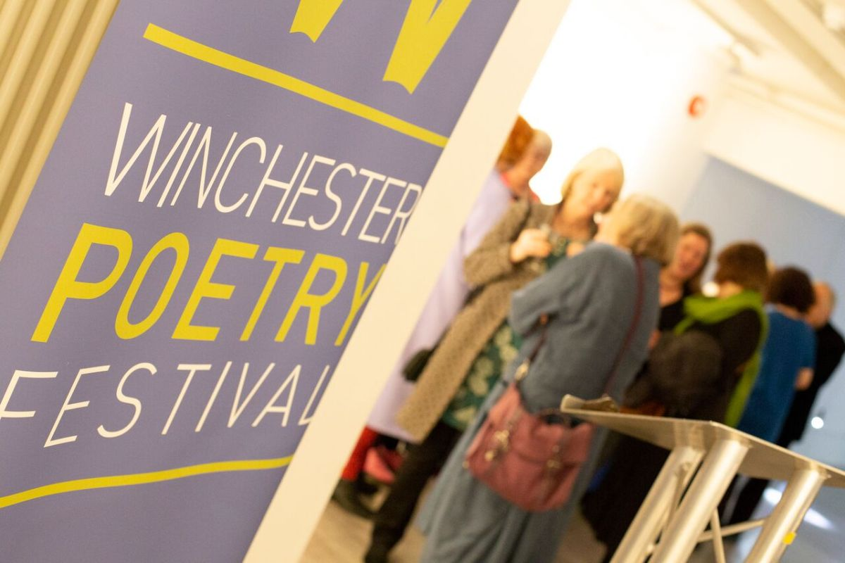Winchester Poetry Festival announces its 2018 programme