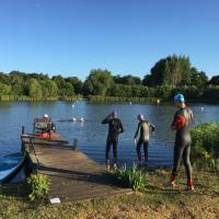 Lakeside Country Park to host national Open Water Swimathon