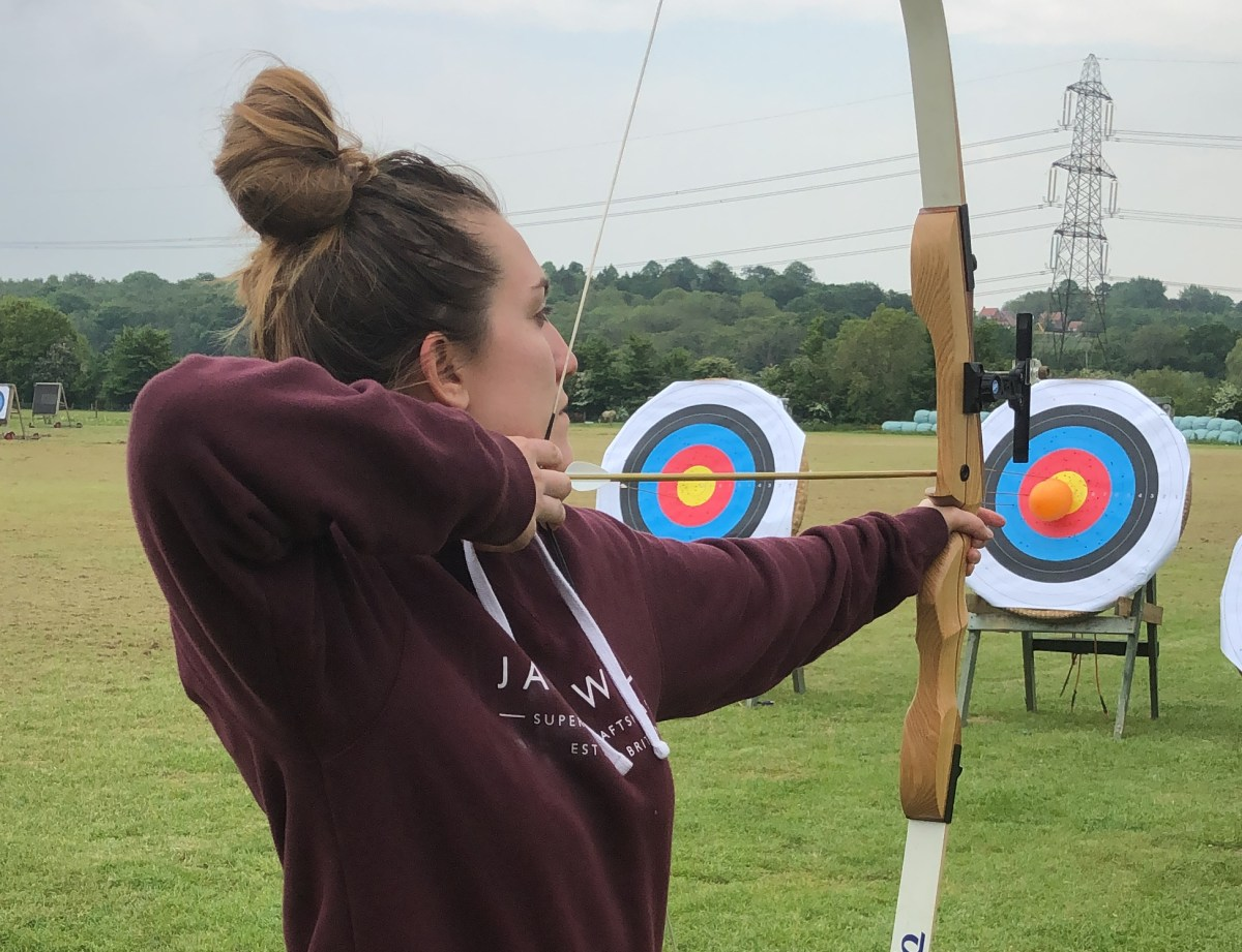 Archery GB's Big Weekend hit for Eastleigh club