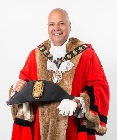 Darshan Mann mayor