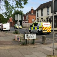 Armed police carry out 'raid' in Central Eastleigh