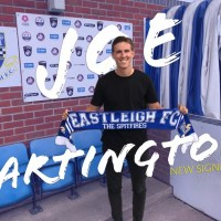 Eastleigh sign three players including former Spitfire Joe Partington
