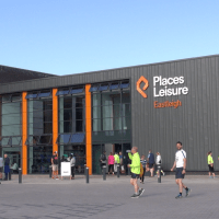 Eastleigh's 'impressive' leisure centre wins design award