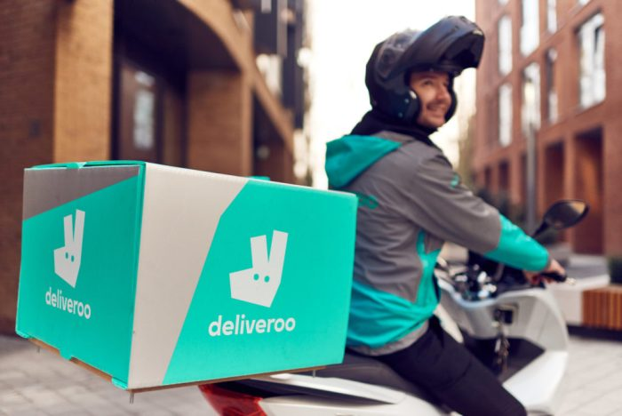 BUCK Deliveroo Library dayone 103