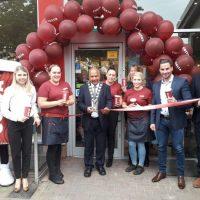 Mayor cuts ribbon on refurbished Costa