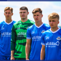Eastleigh's 2019/20 season kit revealed