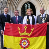 First 'Hampshire Day' celebrated in Winchester