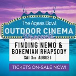 The Ageas Bowl Outdoor Cinema