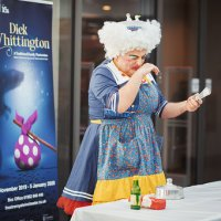 Theatre Royal Winchester launches this year's panto, Dick Whittington