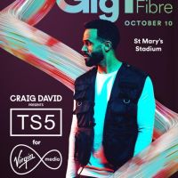Craig David to perform in Southampton