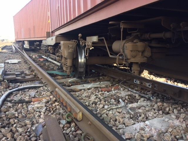 Eastleigh derailment
