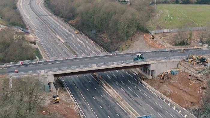 M27 bridge 2