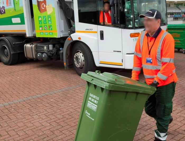 Local councils are calling on public to donate PPE to protect key public-service workers like refuse collectors from Covid-19