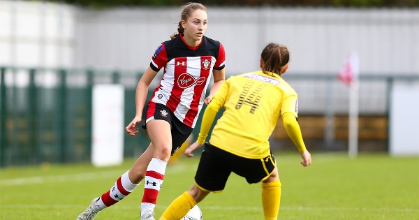 Ella Morris Credit Southampton Football Club 2