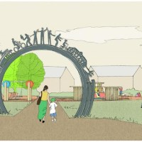Work begins on new Pirelli Park play area