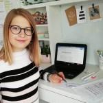 Student Megan Roberts