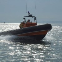 Hamble Lifeboat in late night rescue