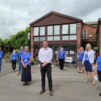 Home care company gets MPs Vote