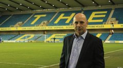 News that the Surrey Canal Road station is set to get the go-ahead has delighted Millwall chief executive Andy Ambler