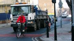 TFL plans to cut back funding for safety campaign. Photo: London Cycling Campaign