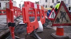 Roadwork chaos may be a thing of the past. Photo: Laurie Whitwell