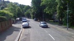 An 89-year-old woman was hospitalised after being attacked on Lawrie Park Gardens. Photo: Google Streetview